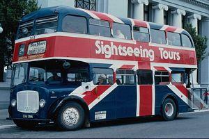 Fond ecran transport photo de transport - Image de bus anglais ...
