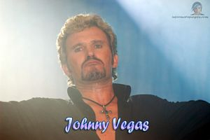 Chanteur Johnny Vegas