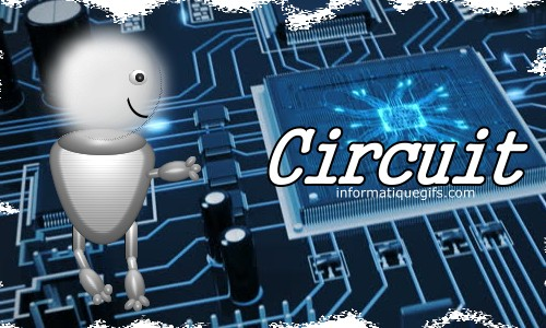 le circuit electronique