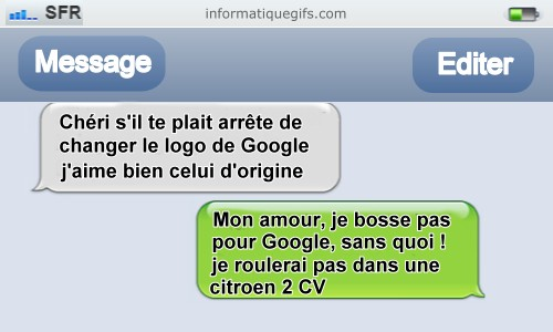 humour informatique  pc ordinateur et sms mobile